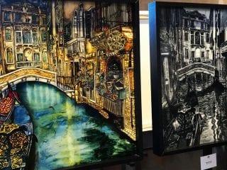 """1er. lugar en """"Biennalle della Nacioni Venezia 2018"""""""
