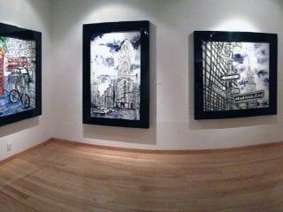 """Premio Gaviota """"Jose Luis Cuevas"""" a la Excelencia en las Artes."""