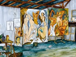 """Tributo a Tiziano"" Premio de las Naciones."