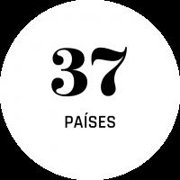 37 paises